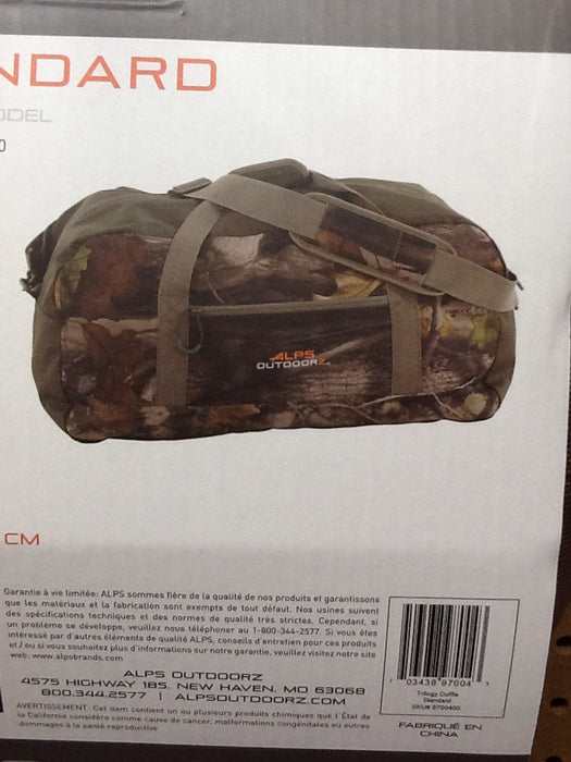 Alp Outdoorz: Trilogy Duffle Bag