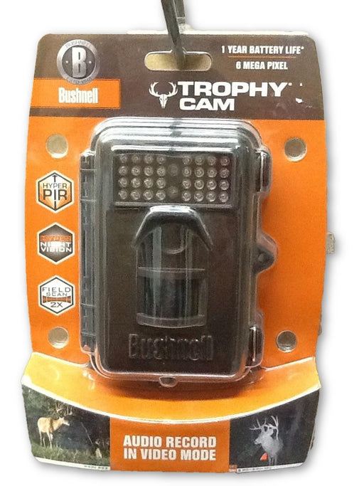 Bushnell: Trophy Cam 6MP
