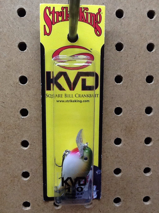 Strike King: KVD Square Bill Crankbait 1.0 (TN Shad)