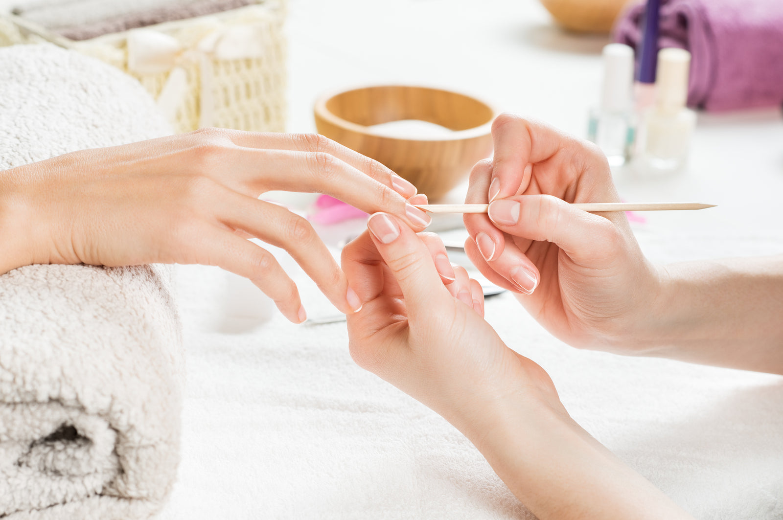 How To Strengthen Your Nails After Acrylic