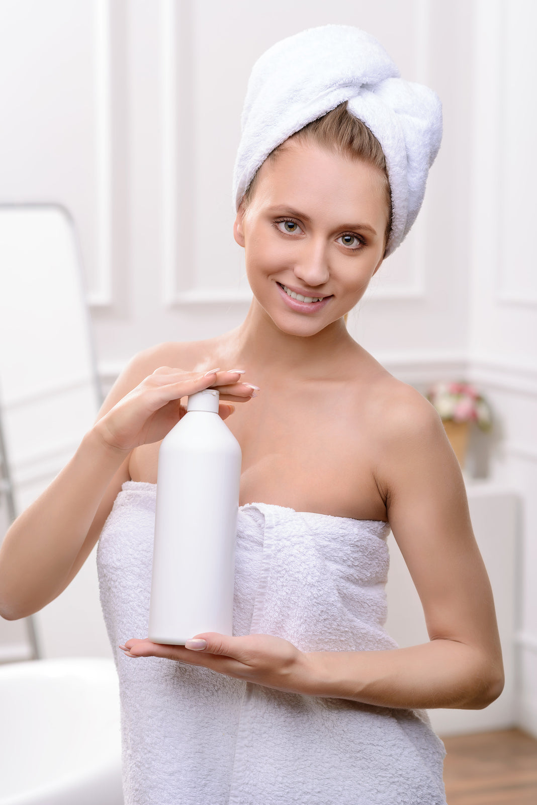 Make Your Very Own Shampoo