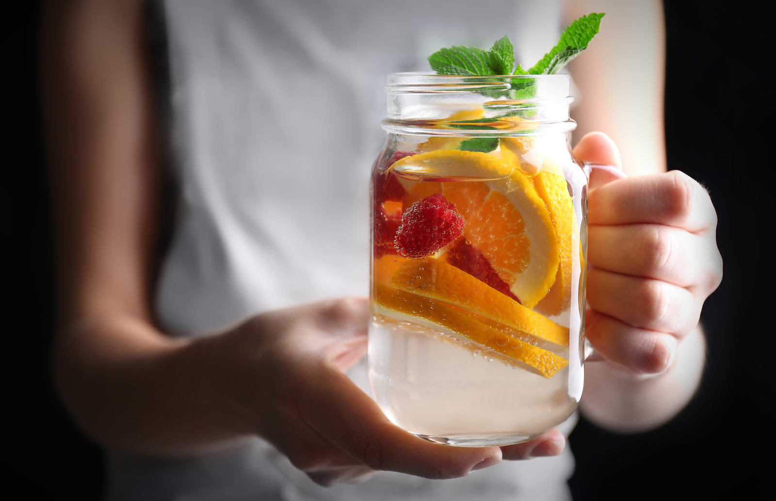 Infused Water — Awesome Benefits