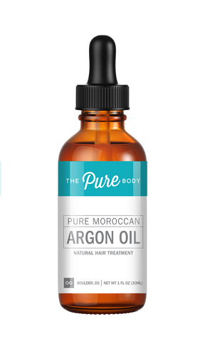 PURE Growth Serum with Argan Oil