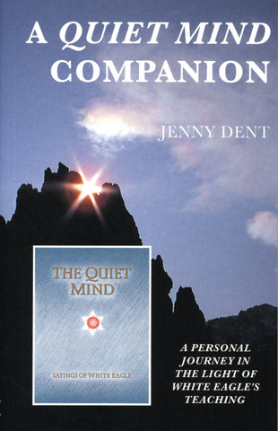 A Quiet Mind Companion by Jenny Dent