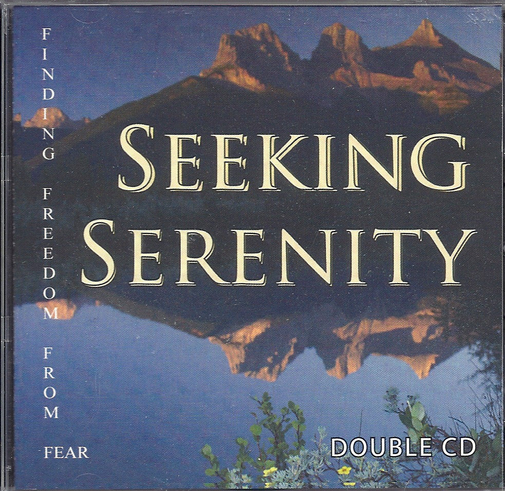 CD:  Seeking Serenity
