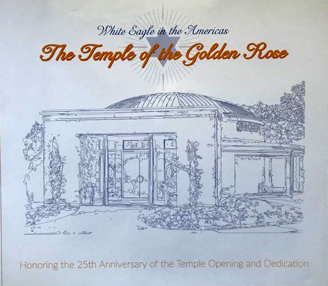Temple of the Golden Rose - 25th Anniversary Pictorial Book