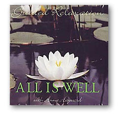 CD: All is Well Relaxation by Anna Hayward