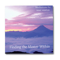 CD:  Finding the Master Within by Joan Hodgson