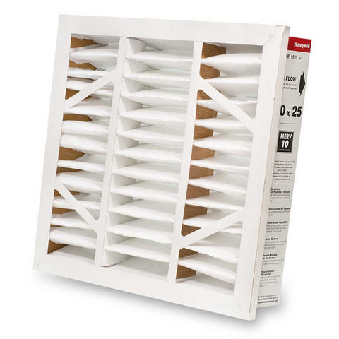 20 x 25 Honeywell 4-inch Grill Mounted Media Filter