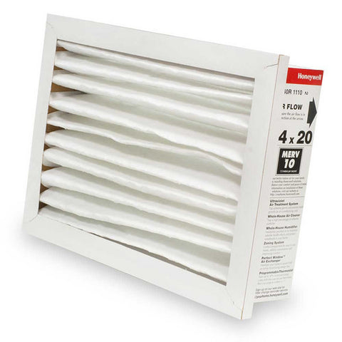 14 x 20 Honeywell 4-inch Grill Mounted Media Filter