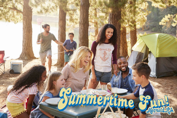 Create your Summertime Fun with Friends!