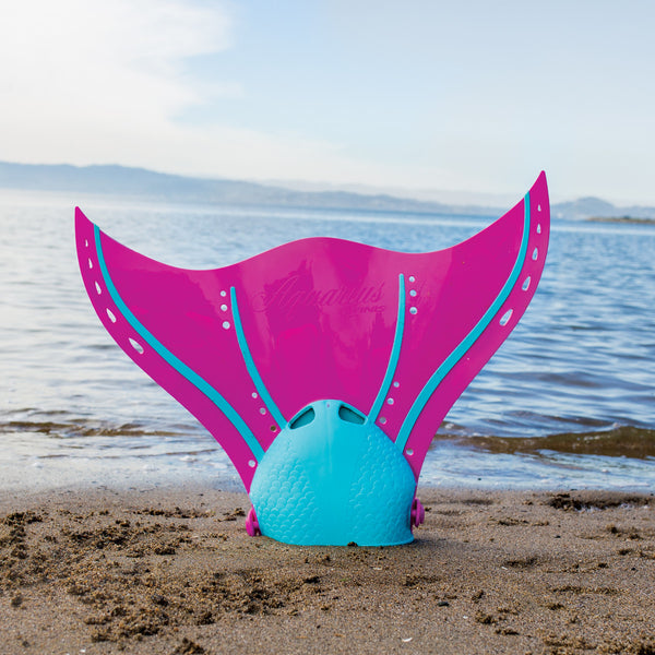 Finis® for Mermaid Life® Fantasy Monofin Aquarius