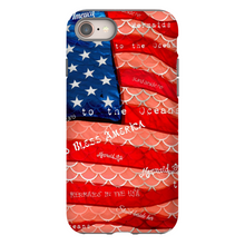 Load image into Gallery viewer, Patriot Scales Tough Case iPhone Samsung Womens Apparel Mermaid Life