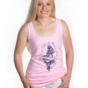 2020 Spring Tank TopsWholesale Womens Apparel Mermaid Life