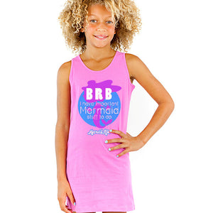 Kidsl BRB Mermaid CoverupMermaid Life® Girl Womens Apparel Mermaid Life