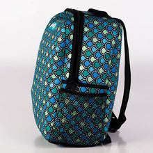 Load image into Gallery viewer, Mermaid Scales Backpack SmallBags Womens Apparel Mermaid Life