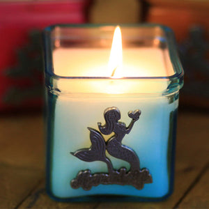 Mermaid Tropical Scented CandleAccessories Womens Apparel Mermaid Life