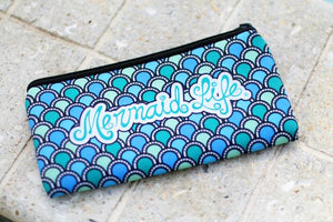 Mermaid Scales Neoprene BagBags Womens Apparel Mermaid Life
