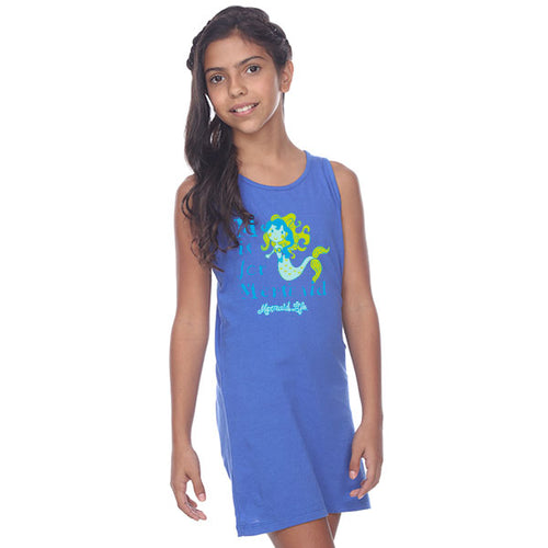 Kids Mermaid CoverupMermaid Life® Girl Womens Apparel Mermaid Life