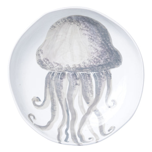 Vietri Marina Jellyfish Serving BowlHome Womens Apparel Mermaid Life