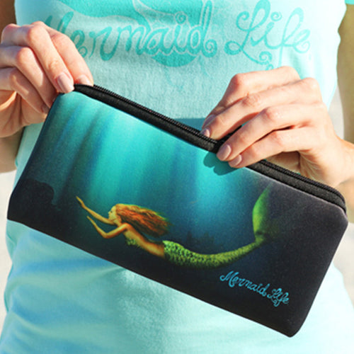 Neoprene Swimming Mermaid BagBags Womens Apparel Mermaid Life