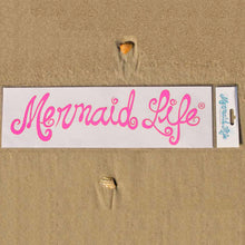 Load image into Gallery viewer, Official Mermaid Life Decals - Mermaid Life