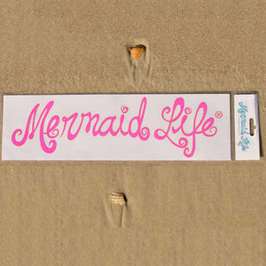 Official Mermaid Life DecalsDecals Womens Apparel Mermaid Life
