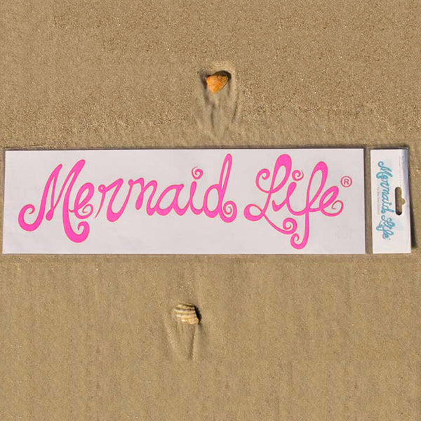 Decals - Mermaid Life