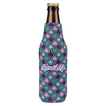 Load image into Gallery viewer, Mermaid Scales Bottle Koolie PurpleDrinkware Womens Apparel Mermaid Life