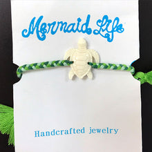 Load image into Gallery viewer, Natural Sea Turtle Bracelet SALEAccessories Womens Apparel Mermaid Life