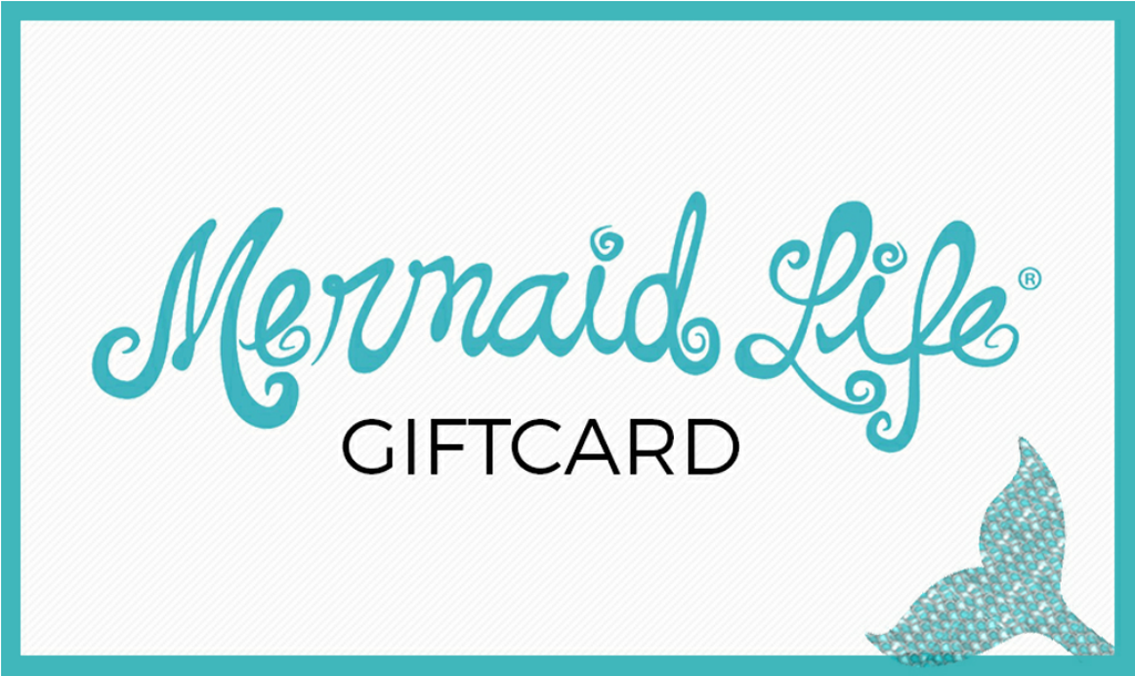 Gift Card - Mermaid Life