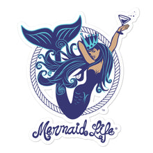 Load image into Gallery viewer, Aquatini Mermaid StickerDecals Womens Apparel Mermaid Life