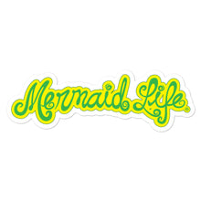 Load image into Gallery viewer, Mahi Green Vinyl Bubble-free stickersDecals Womens Apparel Mermaid Life