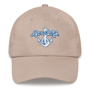 Nautical Anchor Cap - Mermaid Life