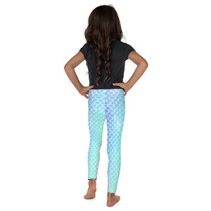 Kid's Mermaid Leggings 2T-7Mermaid Life® Girl Womens Apparel Mermaid Life