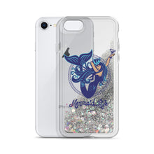 Load image into Gallery viewer, Aquatini Mermaid Glitter iPhone CaseAccessories Womens Apparel Mermaid Life