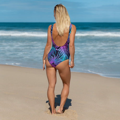 Tropics One-Piece SwimsuitSwim Womens Apparel Mermaid Life