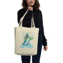 Load image into Gallery viewer, Follow Your Mermaid Heart Tote BagBags Womens Apparel Mermaid Life