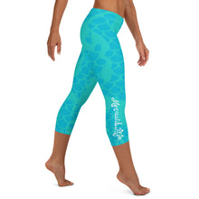 Load image into Gallery viewer, Leggings Scales AquaPerformance Womens Apparel Mermaid Life