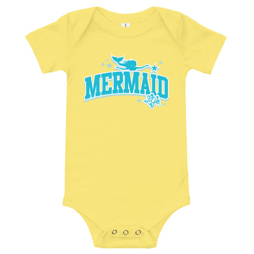 Mermaid Life® Girl Womens Coastal Apparel Mermaid Life