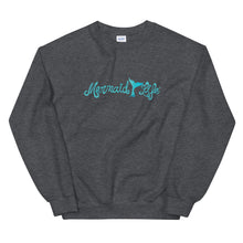 Load image into Gallery viewer, Mermaid Life Tail Unisex SweatshirtApparel Womens Apparel Mermaid Life