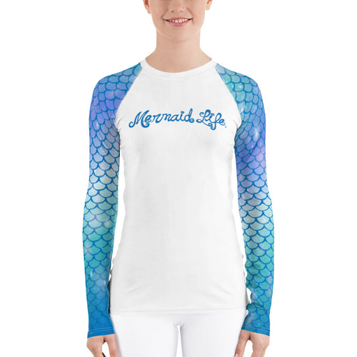 Sun Shirt HypnoticPerformance Womens Apparel Mermaid Life