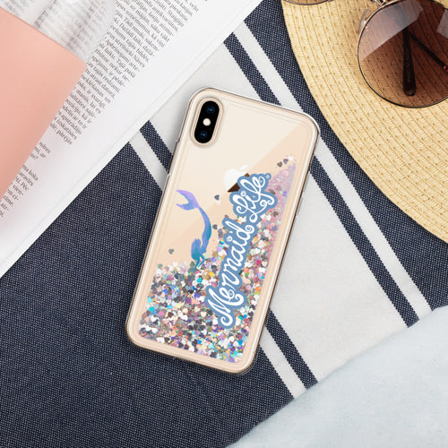 Water Mermaid Liquid Glitter Phone CaseAccessories Womens Apparel Mermaid Life