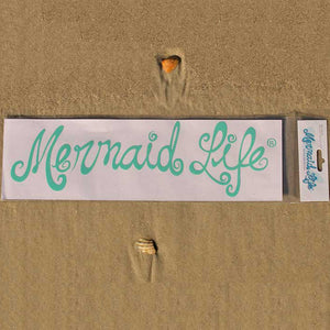 Official Mermaid Life Decals - Mermaid Life