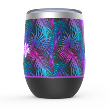 Load image into Gallery viewer, Tropics Stemless Wine TumblersDrinkware Womens Apparel Mermaid Life