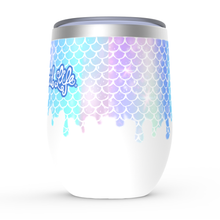 Load image into Gallery viewer, Stemless Wine TumblersDrinkware Womens Apparel Mermaid Life