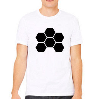 MARKUS SCHULZ WTW LOGO BLACK ON WHITE TEE - MEN