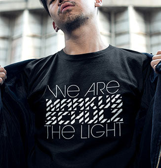 Markus Schulz - We Are The Light - UNISEX SHIRT