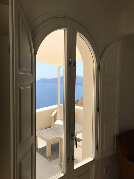 Greece Window