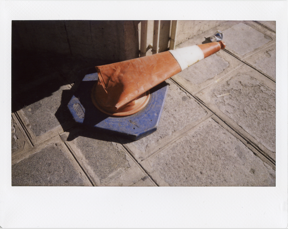 Polaroids of Paris // Cone